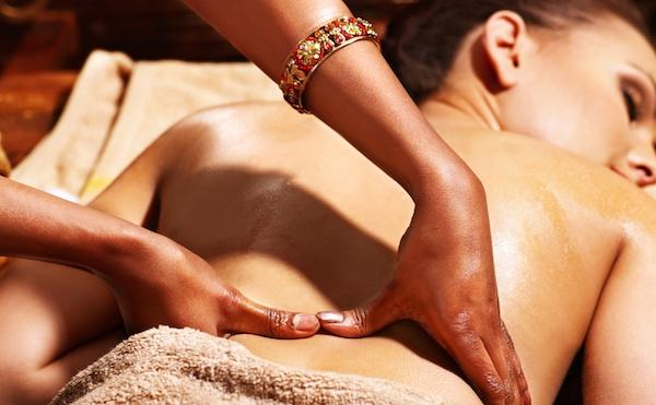 Ayurvedische Massage
