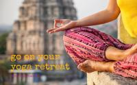 go on your yoga retreat